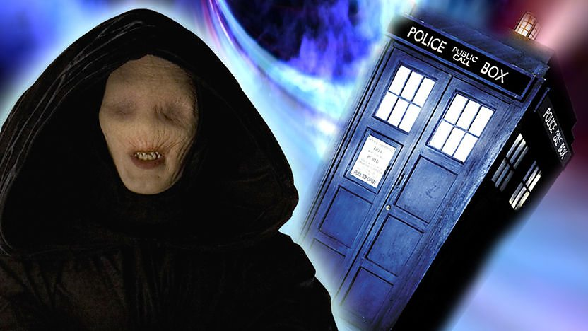 The Trickster and the TARDIS