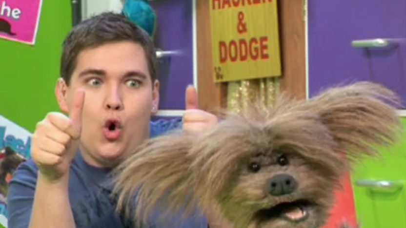 Chris and Dodge.