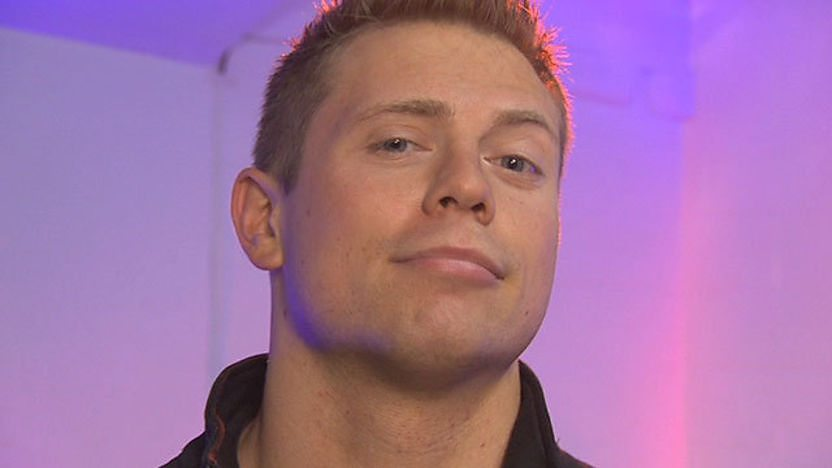 The WWE Superstar The Miz.
