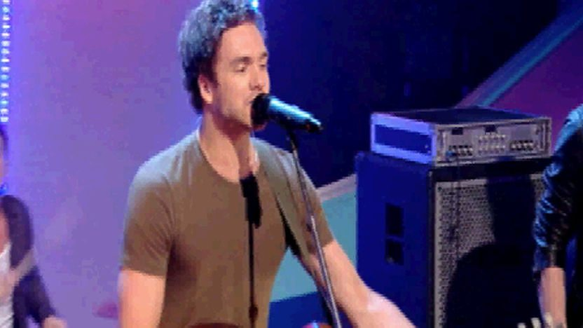 Lawson perform their hit 'When She Was Mine' on Friday Download