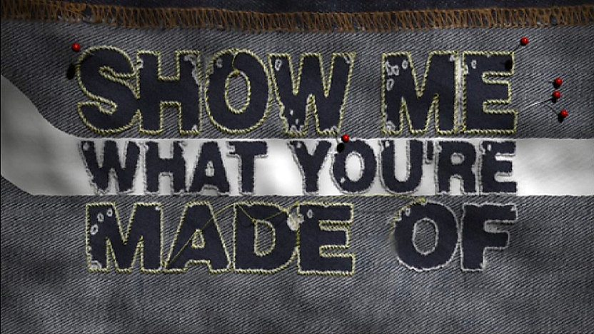 The Show Me What You're Made Of logo