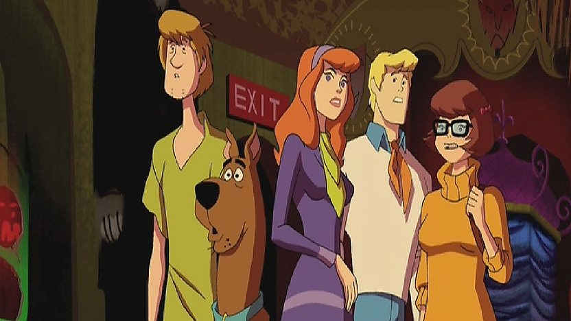The Mystery Incorporated gang