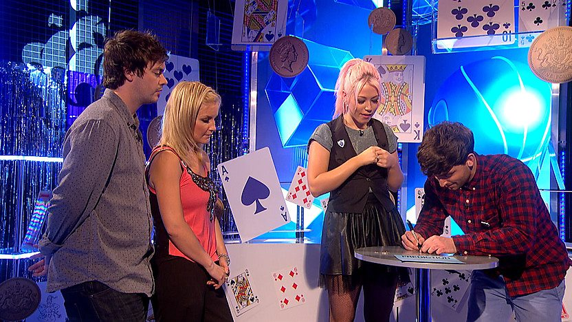 Helen and Barney with Amelia Lily and Fergus Flanagan.