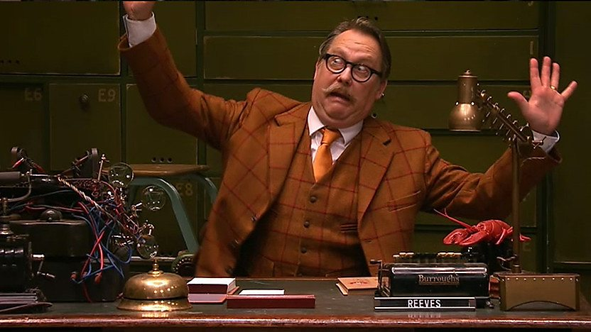 Vic Reeves