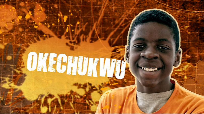 Meet Okechukwu