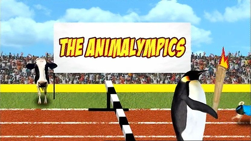 The Animalympics