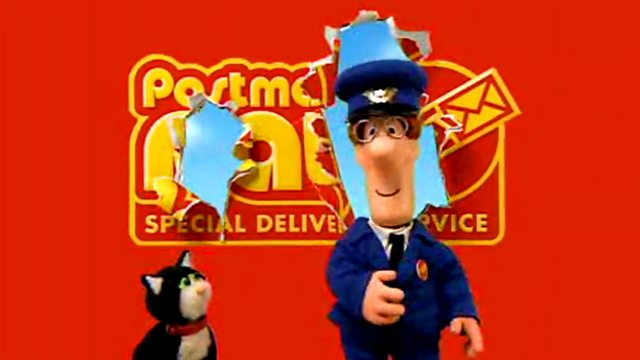 Postman Pat: Series 4: Postman Pat and the Ice Ladder