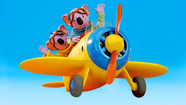 The Koala Brothers: Series 2: Ned the Pilot