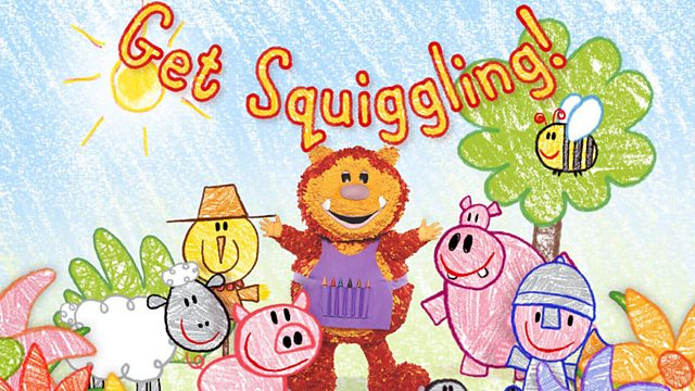 Get Squiggling: Series 1: Three Little Pigs