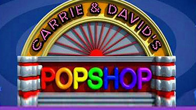 Carrie and David's Popshop: Make Time for Sharing
