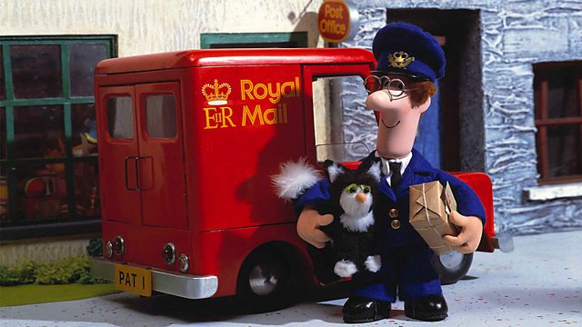 Postman Pat: Special Delivery Service: Series 1: Red Rocket