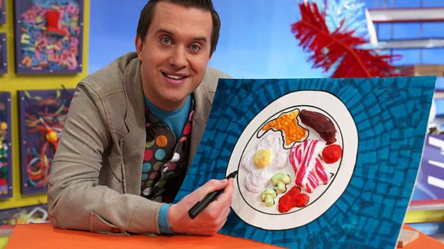 Mister Maker: Series 3: Episode 19
