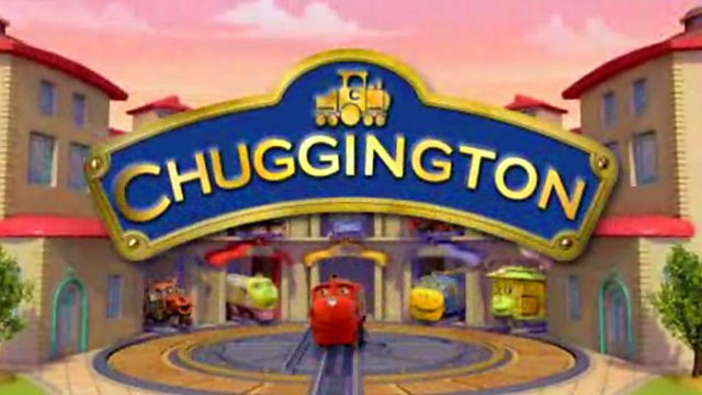 Chuggington: Series 1: Eddie Finds Time