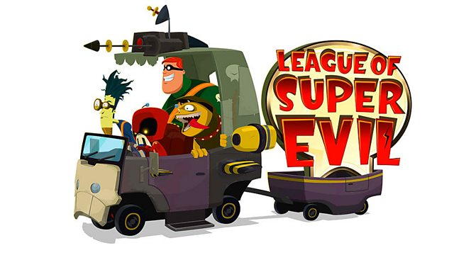 League of Super Evil: Series 1: The Henchbot Elites