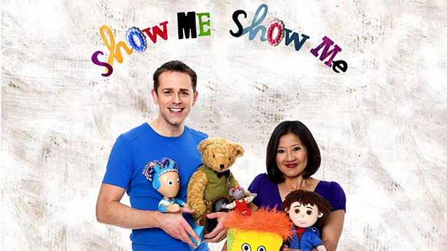 Show Me Show Me: Series 1: Numbers and Spaceships