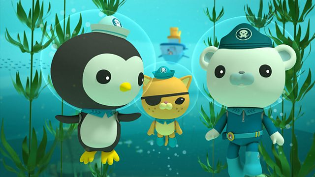 Octonauts: Series 1: The Undersea Storm