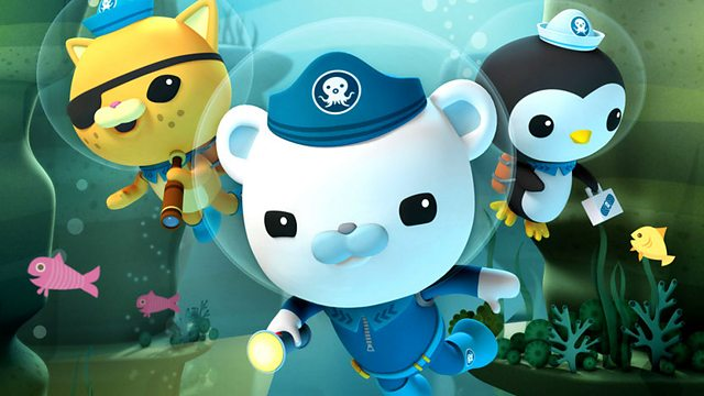 Octonauts: Series 1: The Monster Map
