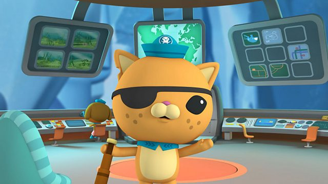 Octonauts: Series 1: The Snot Sea Cucumber