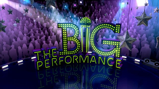 The Big Performance: Episode 7