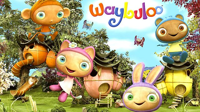 Waybuloo: Series 2: Too Slow