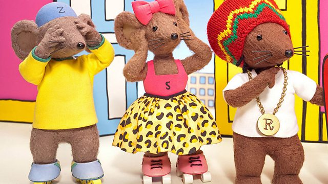 Rastamouse: Series 1: Bakin' and Breakin'