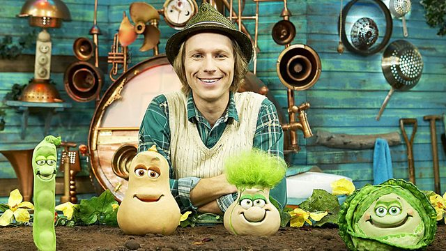 Mr Bloom's Nursery: Series 1: Giant Turnip