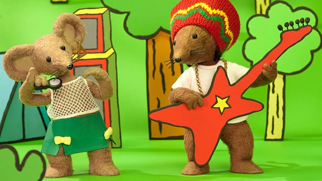 Rastamouse: Series 1: Da Ice Cold Criminal