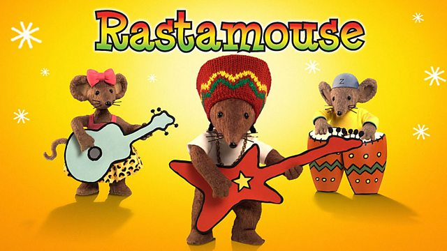 Rastamouse: Series 1: Rapper's Block