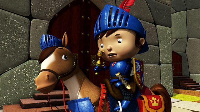 Mike the Knight: Series 1: Galahad The Great