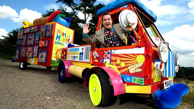 Mister Maker Comes to Town: Series 2: Episode 26