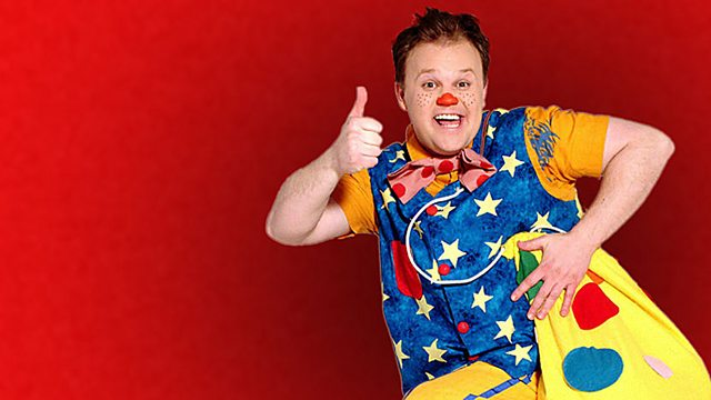 Mr Tumble: Mr Tumble's Special Day Out