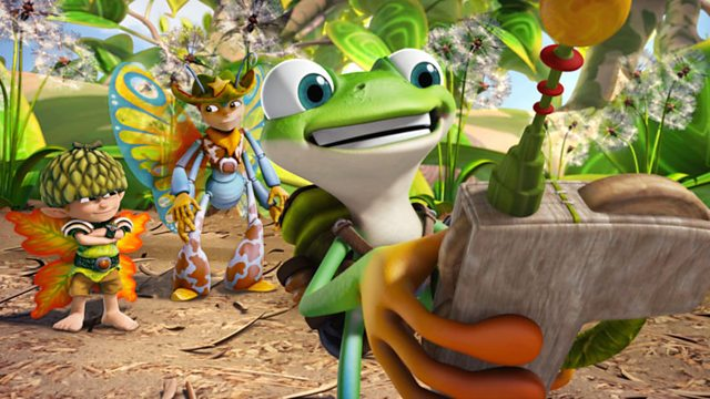 Tree Fu Tom: Series 1: Zigzoo the Zero