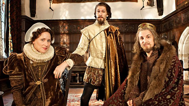 Horrible Histories: Series 4: Episode 7