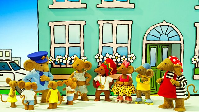 Rastamouse: Series 2: Over Da Moon