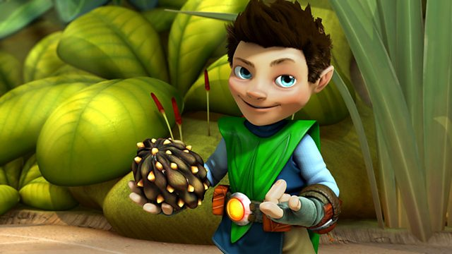 Tree Fu Tom: Tom's Big Mess