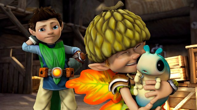 Tree Fu Tom: Series 1: Grubble Trouble