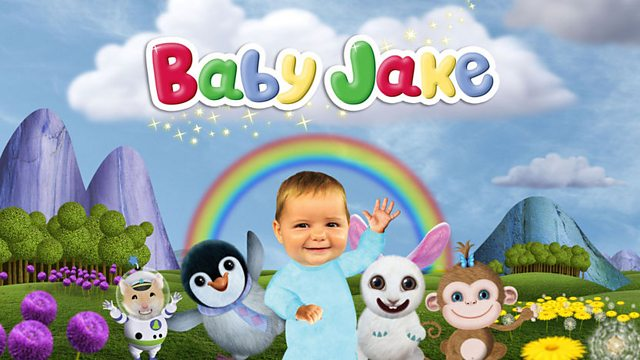 Baby Jake: Series 2: Baby Jake Loves Balloons
