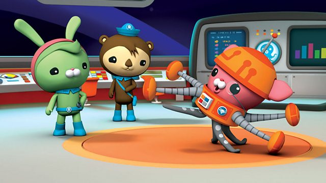 Octonauts: Series 2: The Colossal Squid
