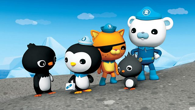 Octonauts: Series 2: Adelie Penguins