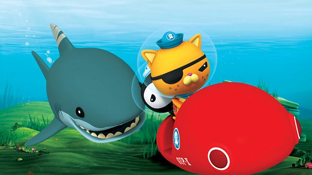 Octonauts: Series 2: Great White Shark