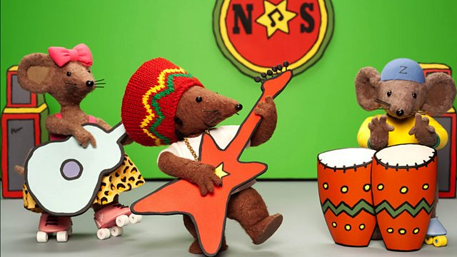 Rastamouse: Series 2: Dude, Where's Mi Bongos?