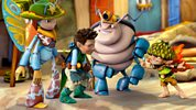 Tree Fu Tom: 26. The Lost Stone