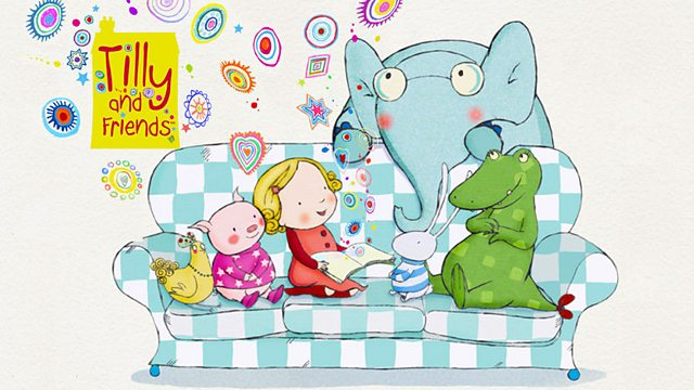Tilly and Friends: Tiptoe's Jigsaw
