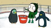 Sarah & Duck: 2. Sarah, Duck and the Penguins