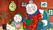 Sarah & Duck: 7. Scarf Lady's House