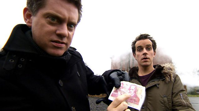 Absolute Genius with Dick and Dom: Series 1: Watt