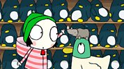 Sarah & Duck: 12. Big Shop