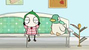 Sarah & Duck: 16. Sarah Gets a Cold