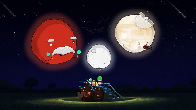 Sarah & Duck: Stargazing