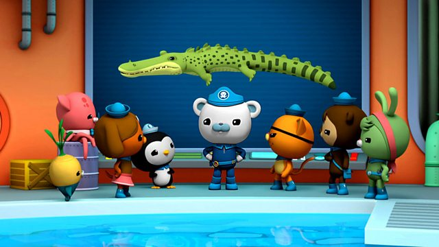 Octonauts: Series 2: Saltwater Crocodile